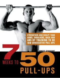 7 weeks to 50 pull ups
