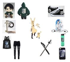 """A new fighter"" by scorpio-aki ❤ liked on Polyvore featuring Levi's"