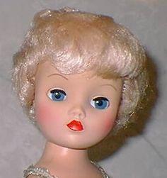 Uneeda Pink Haired Ballerina doll