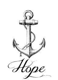 Bildergebnis für unendlichkeitszeichen tattoo mit anker