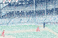 Yankee Stadium Gifts Yankee Stadium Word Art Art