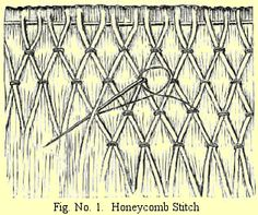 Google Image Result for http://www.victorian-embroidery-and-crafts.com/images/honeycomb_stitch.gif