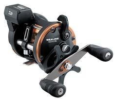 Daiwa SG27LC3BLW 3B/B Sealine Line Double Paddle Counter Reel, Left Hand >>> Want to know more, click on the image.