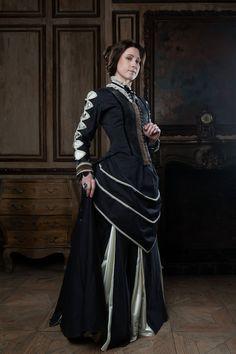 Victorian Lady by adelhaid.deviantart.com on @DeviantArt