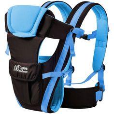 Breathable Multifunctional Kangaroo Baby Carrier