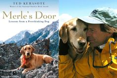 Merle's Door is a great read when you are curled up by the fire!