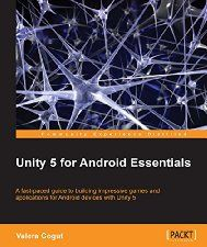 Free Book - Unity 5 for Android Essentials (Computers & Technology, Programming & App Development, Game Programming)