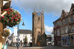 Okehampton, Devon, South West England