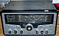 Hallicrafters SX-101 Mk-1 all it needs is a dial cord