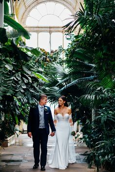 Magical & Sophisticated Orangery Wedding