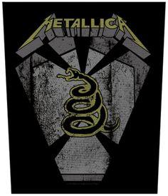 #Dossard METALLICA - Pit Boss #metallica www.rockagogo.com