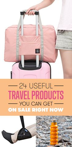 Never travel while stressed again.