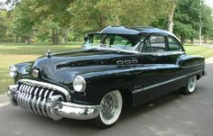 "Photo: THE BOSS....""Absolutely Beautiful""  Factory original - Restoration 1950 Buick Special Model 46SD https://plus.google.com/+REGGIESTRUCK1/posts/7NbMUnffGGK"