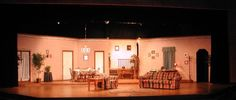arsenic and old lace set design - Google Find