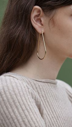 latt earring // LOÉIL