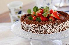 chokladbollstårta med nutella