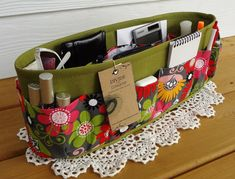 Purse organizer  SHAPER insert / ENCLOSED by DivideAndConquer, $33.95
