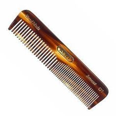 Kent 113mm Pocket Comb Coarse/Fine (2-Pack) ** Read more reviews of the product by visiting the link on the image.