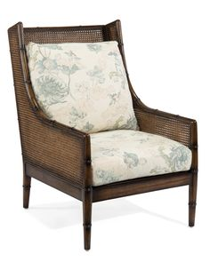 Couture Cane Wing Back Chair (NO LONGER AVAILABLE) | Chairs, Wings And  Couture