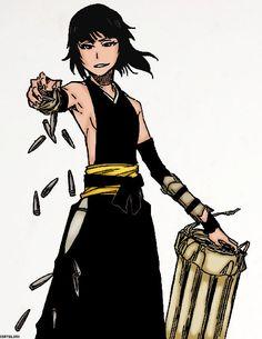 Sui-Feng - Bleach