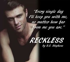 Reckless by S.C. Stephens