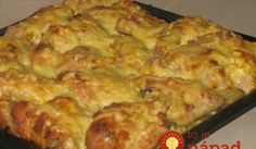 Hrbaté mäso: Absolútne dokonalé papanie s tajnou prísadou našich prababičiek! Cooking Light, 4 Ingredients, Lasagna, Macaroni And Cheese, Food And Drink, Cooking Recipes, Treats, Snacks, Chicken