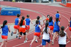 Track season is fast approaching! Track conditioning