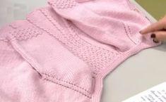 4 mevsim Bebek Ceketi Yapılışı | elisiorgudukkani.com