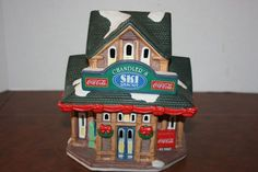 Coke Cola Town Square Collection Chandler's Ski Resort Retired