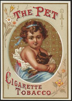 The pet, cigarette tobacco. [front] | Flickr - Photo Sharing!