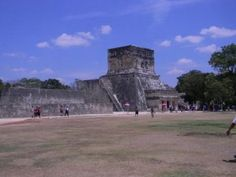 mayan city ruins