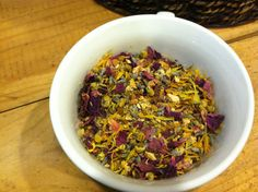 Floral Repose Tea by StFiacresFarm on Etsy