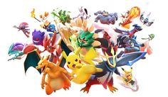 Pokken Tournament DX - Japanese site open tons of screens/art   The official Japanese site for Pokken Tournament DX is open and it's filled to the brim with screens and art. Have a look through all the content here!  from GoNintendo Video Games