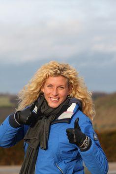 Presentatrice Susanne Dijksterhuis is er klaar voor!
