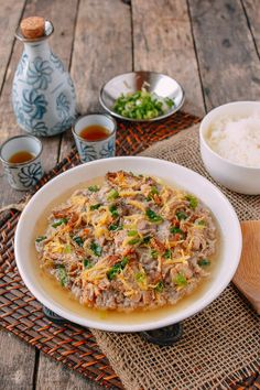 Steamed Pork with Salted Fish (Hom Yee Jeng Yook Baeng in Cantonese) is a dish my mother used to cook for us often growing up. It's a popular Cantonese dish among older Chinese folks, though Kaitlin enjoys it when we make it. Sarah, on the other hand, isn't much of a fish person, and the salted fish packs …