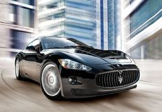 2008 Maserati Grand Turismo, beautiful and fierce