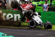 Marcus Ericsson, Sauber, Monza, 2018 F1 Crash, Marcus Ericsson, Italian Grand Prix, F 1, World Championship, Formula One, Le Mans, First World, Monster Trucks