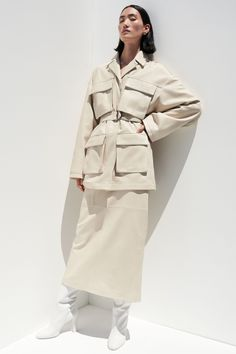 Co Resort 2020 Fashion Show - Vogue Fashion Mode, 80s Fashion, Fashion 2020, Runway Fashion, High Fashion, Fashion Show, Womens Fashion, Fashion Trends, Fashion Hacks