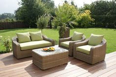 Why you still buy a poly rattan Lounge Seating group should polyrattan Lounge Seating group dorset rattan garden furniture 3 seat sofa set HPNBZJL Garden Furniture Ireland, Patio Furniture For Sale, Furniture Sofa Set, Rattan Garden Furniture, Outdoor Furniture Sets, Furniture Ideas, Funny Furniture, Furniture Design, Nice Furniture