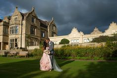 A Whimsical Wedding at the Manor at Old Down Estate in Bristol, England