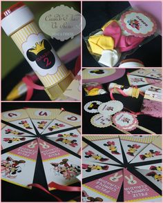 kits de fiesta de cumpleaos kit de minnie decoracin fiesta minnie decoracin cumpleaos