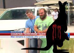 INTERNATIONAL. [VIDÉOS] Un Australien suspecté d'avoir préparé un attentat lié à l'extrême droite