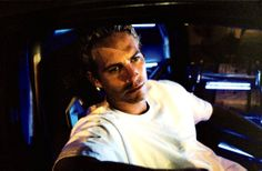 A publicity shot for '2 Fast 2 Furious', in 2003