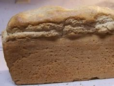 Gluten Free Bread – Tastes Like Wheat. Finally a bread recipe that doesn't have a thousand allergens.