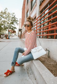 2 Ways to Wear Your Summer Stripes