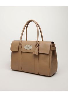 Mulberry / The Bayswater in Deer Brown