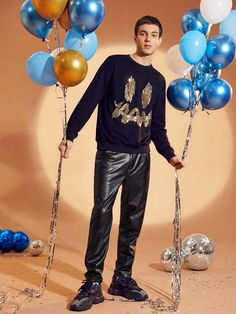 Mens Leather Pants, Leather