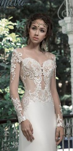 Milva Bridal Wedding Dresses 2017 Valletta / http://www.deerpearlflowers.com/milva-wedding-dresses/