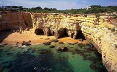Best beaches in the Algarve, according to the Telegraph