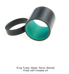 2-way tube ring by tore svensson